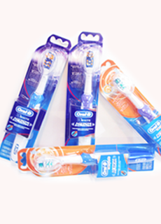 TOOTHBRUSH ORAL-B BATTERY