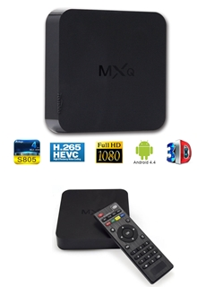 HỘP ANDROID TV BOX MXQ S805